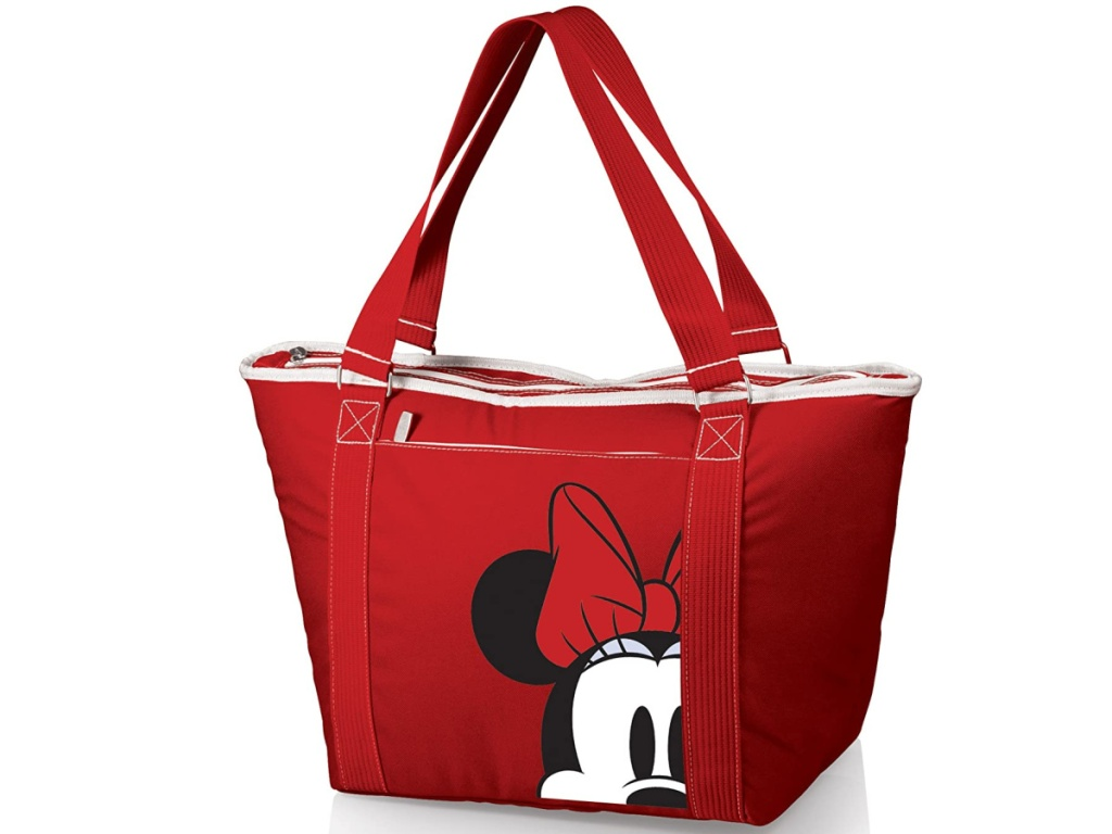 Minnie Mouse themed cooler