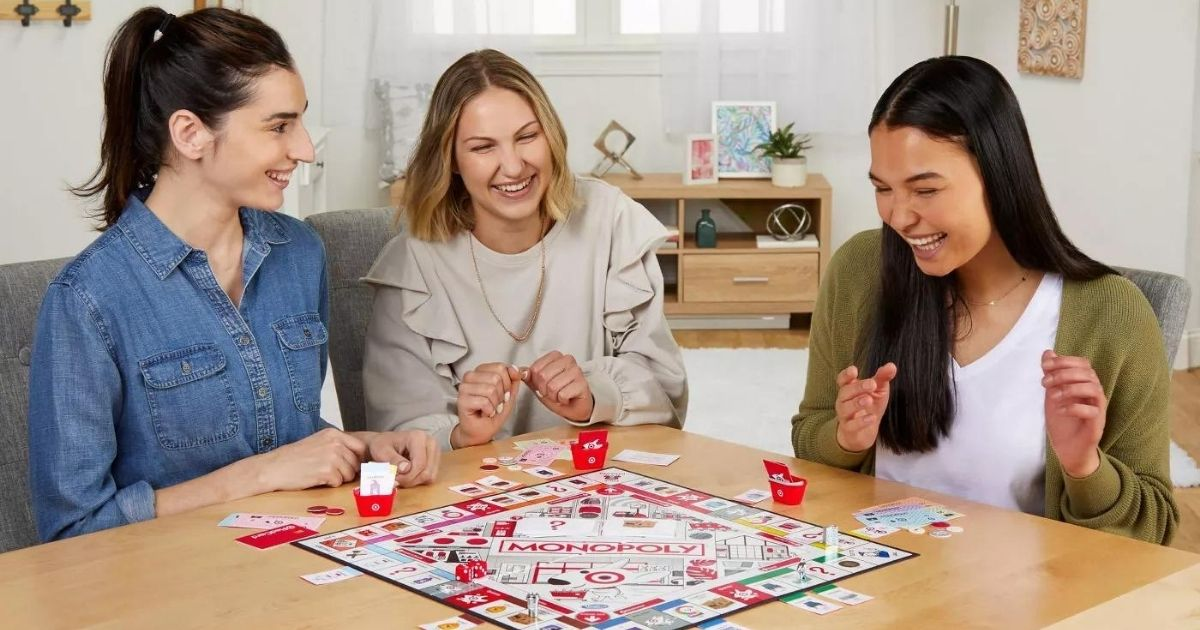 Monopoly Target Edition Board Game
