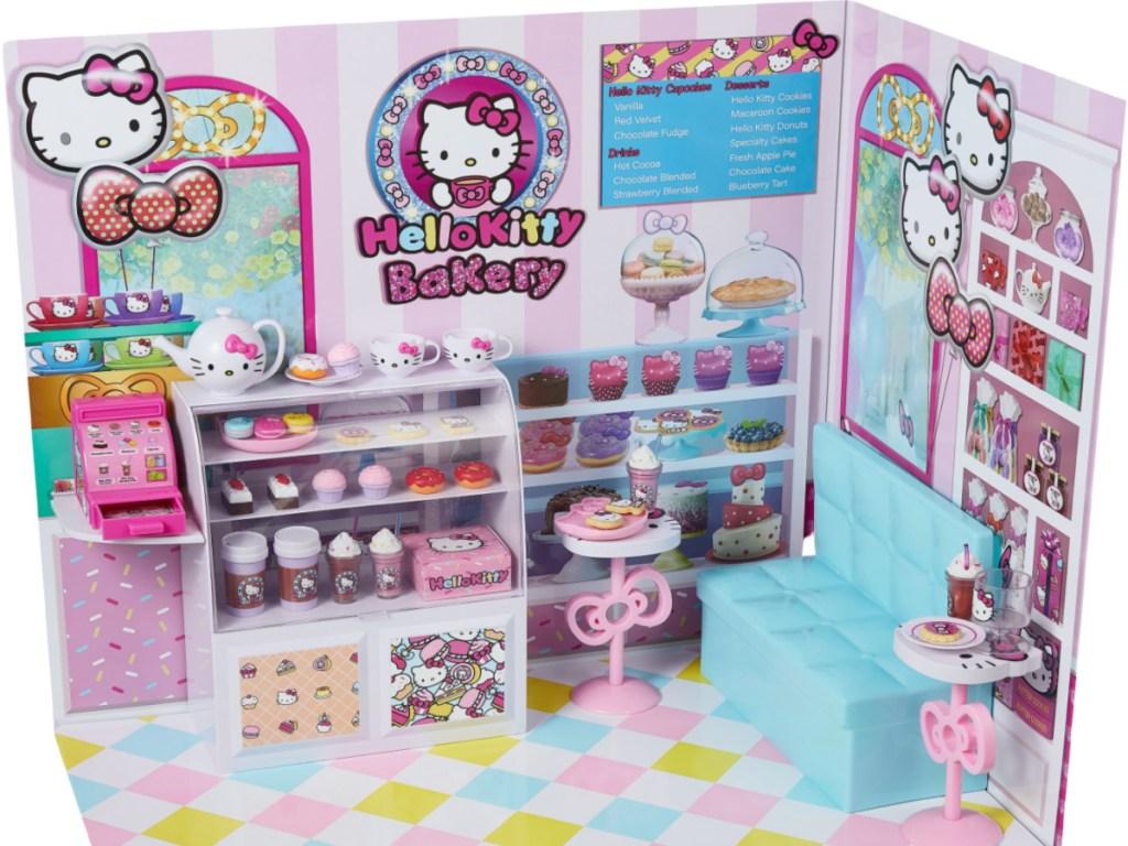 My Life As Hello Kitty Bakery Play Set