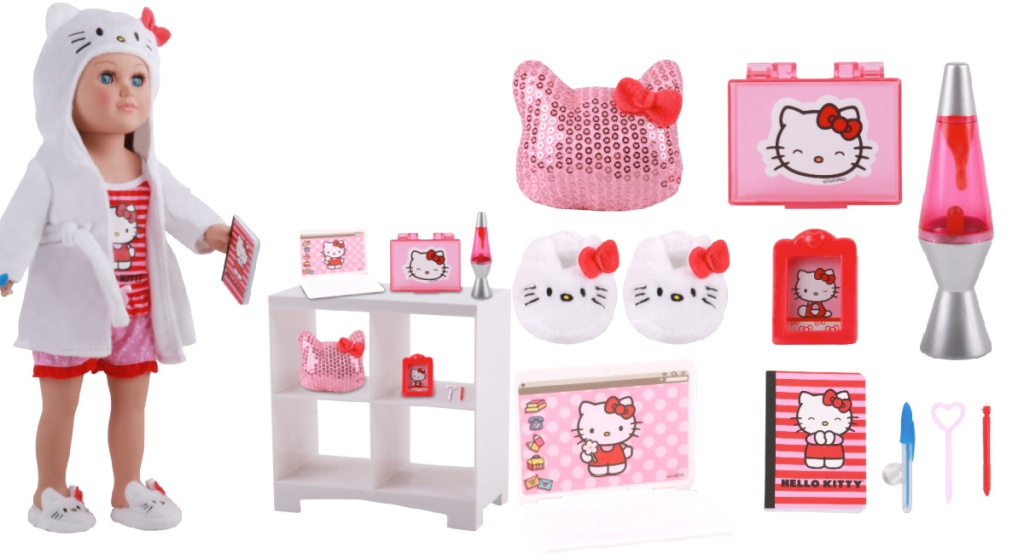 My Life As Hello Kitty Pajama Party Bundle