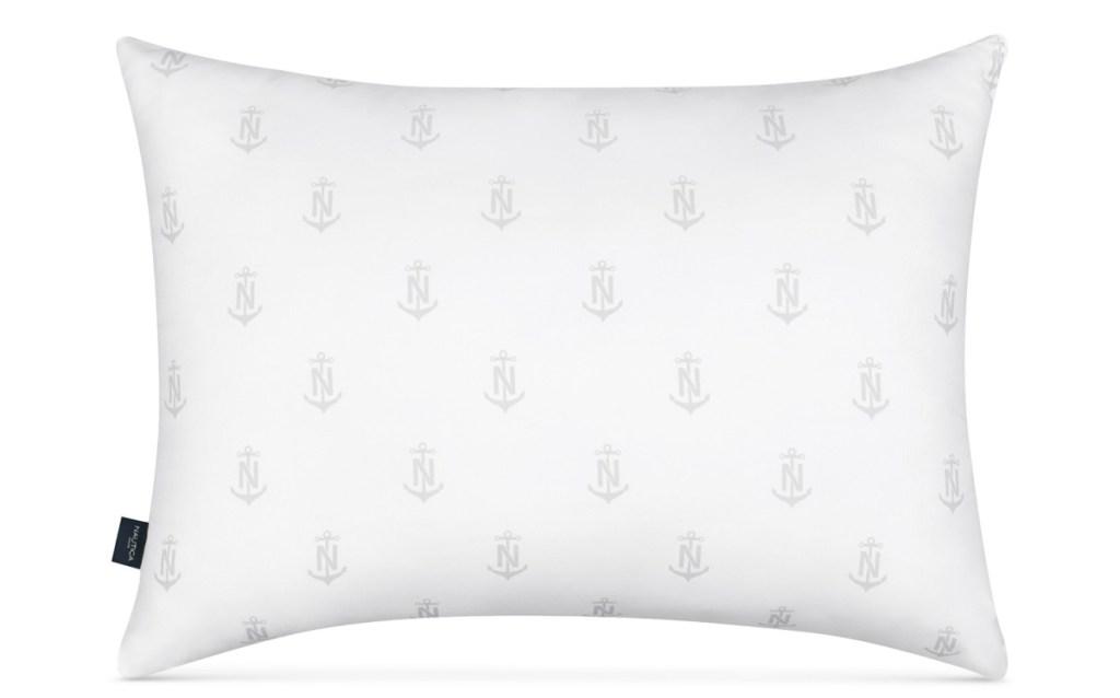 Nautica brand pillow