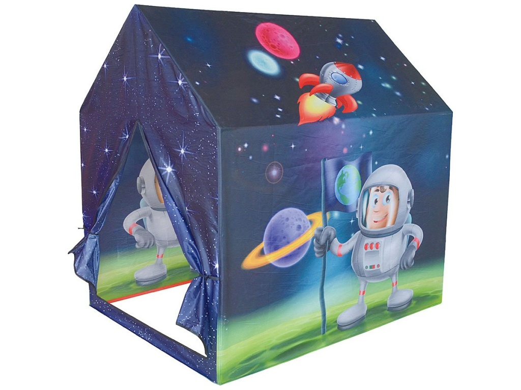 Navy Astronaut in Space House Play Tent