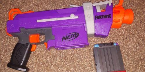 NERF Fortnite SMG-E Blaster Only $10.99 on Target.com (Regularly $22)