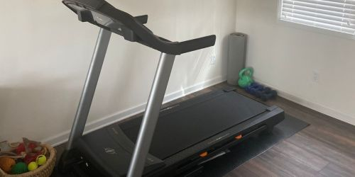NordicTrack Treadmill Only $467.84 Shipped for Amazon Prime Members (Regularly $650) | Includes 1 FREE Month of iFit