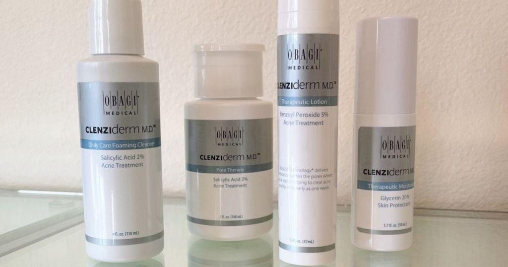 Obagi Medical Acne Treatment bundle