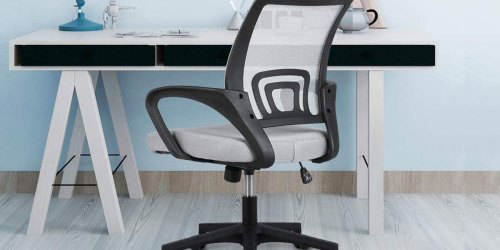 Mesh Office Chair 2-Pack Just $104.81 Shipped on Walmart.com (Regularly $139)   Only $52 Each