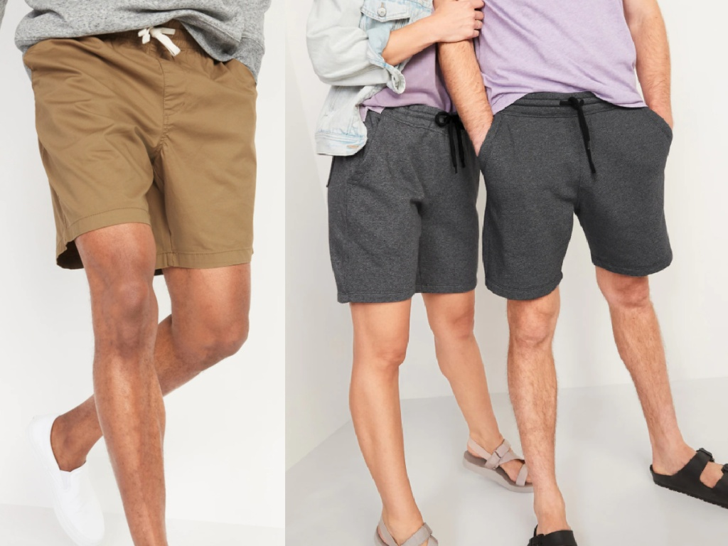 adult old navy shorts