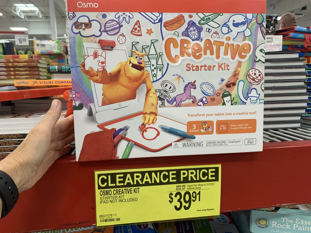 Up to 50% Off Kids Toys at Sam's Club   Osmo Kits, Magnetic Tiles, & More