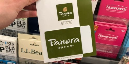Select $50 Gift Cards Only $40 After CVS Rewards   Panera, Cabela's, Applebee's & More