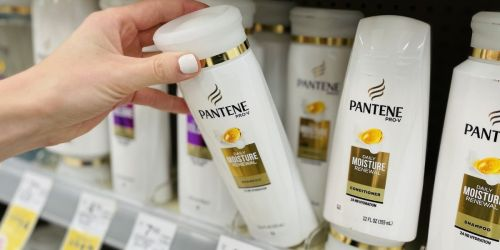 Pantene Pro-V Shampoo & Conditioners Just $2.66 Each on Walgreens.com