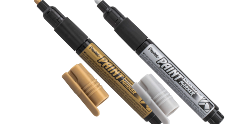Pentel Paint Markers 3-Pack Just $3.61 on Staples.com (Regularly $12)