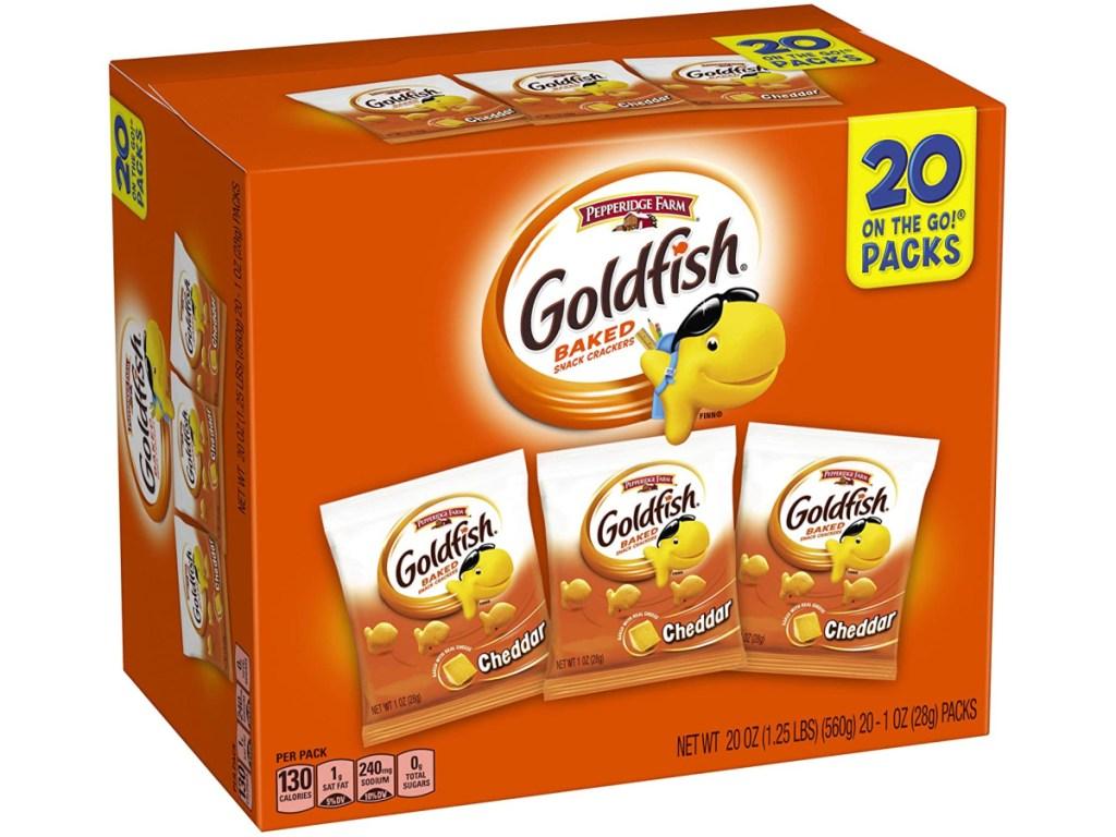 Pepperidge Farms Goldfish 20-Packs