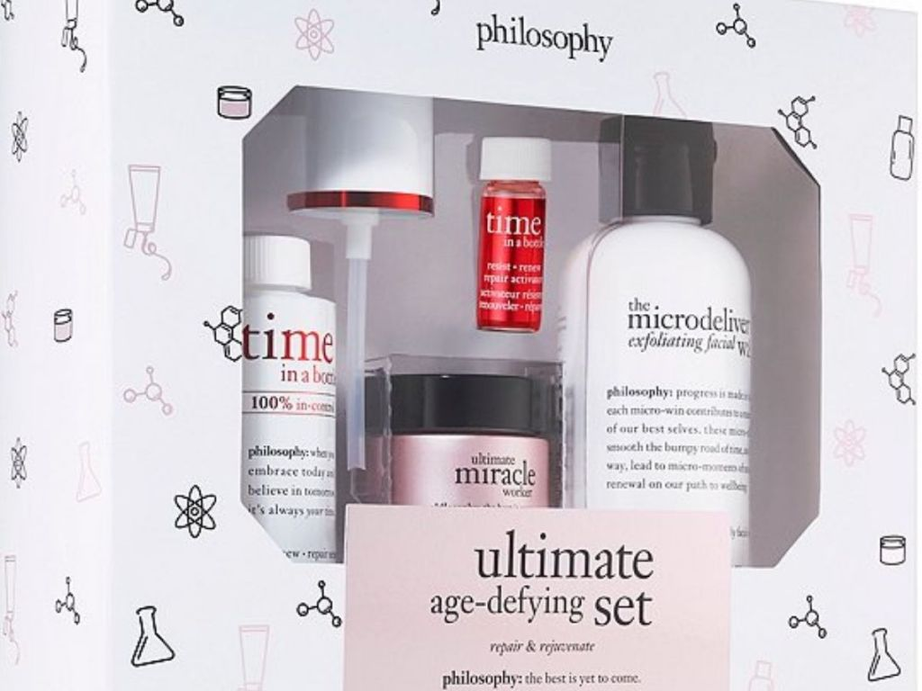 Philosophy Skincare Gift Set