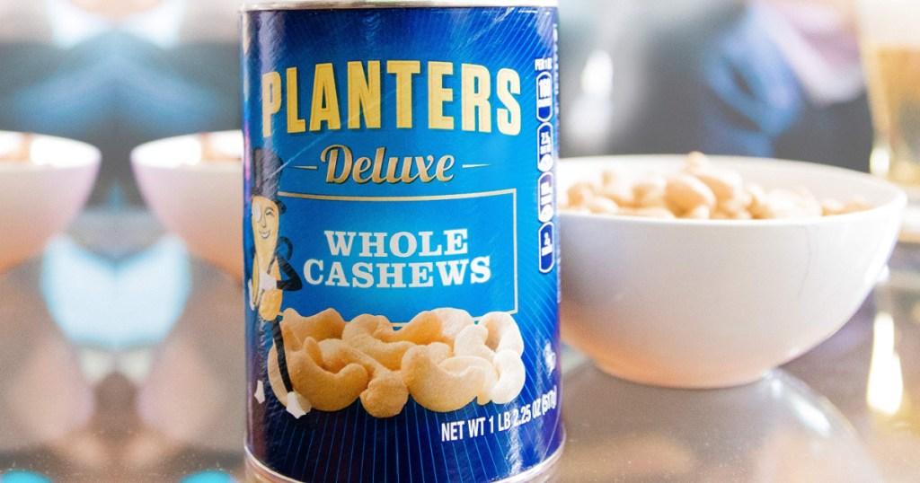 planters whole deluxe cashews