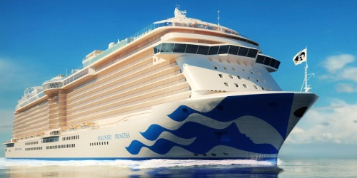 Princess Cruise Deals: Up to $200 Onboard Spending Money & 50% Off Deposits