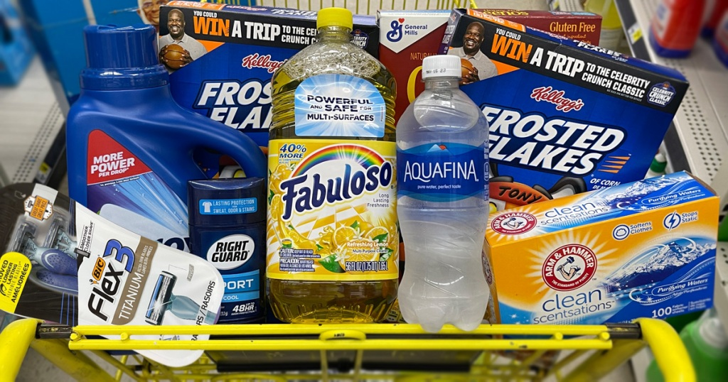 Products in Dollar General Cart