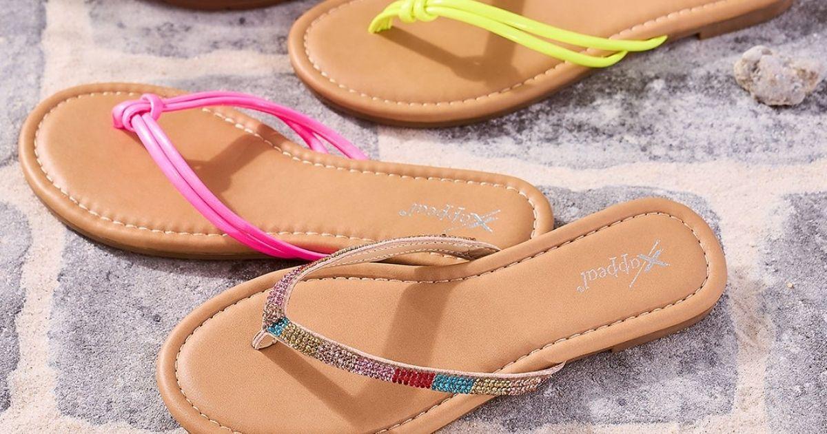Rack Room Shoes Sandals