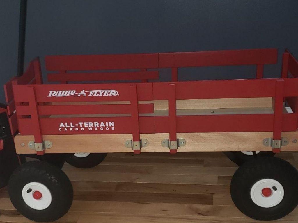 Radio Flyer All-Terrain Wagon