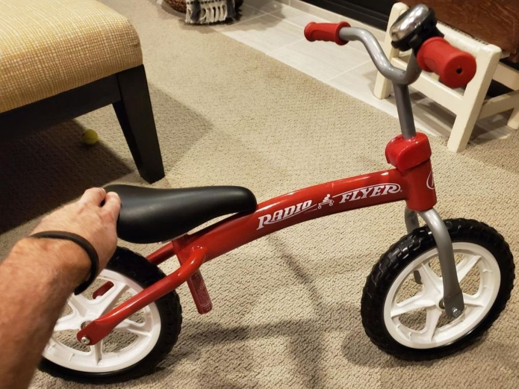 Radio Flyer Balance Bike