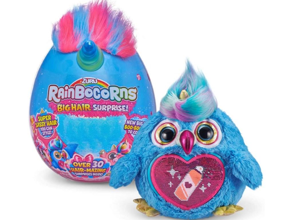 Rainbocorns Zuru Toucan Plush Toy