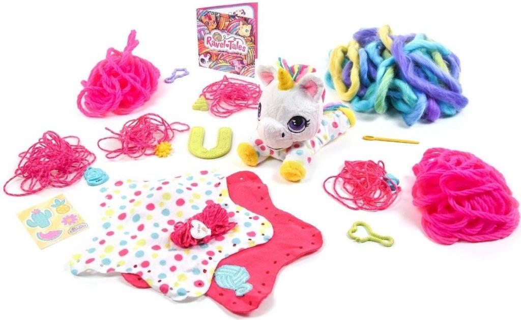 Ravel Tales Stuffed Animal Craft Kit