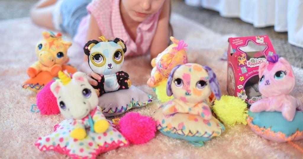 Ravel Tales craft animals