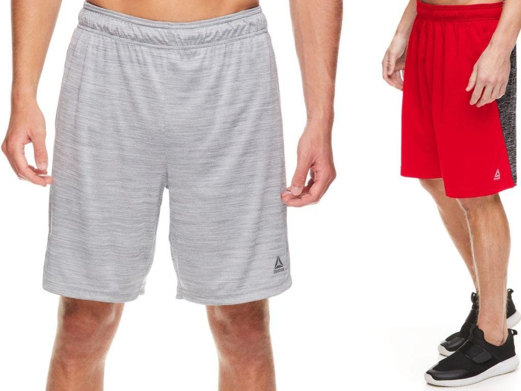 Reebok Men's Athletic Shorts