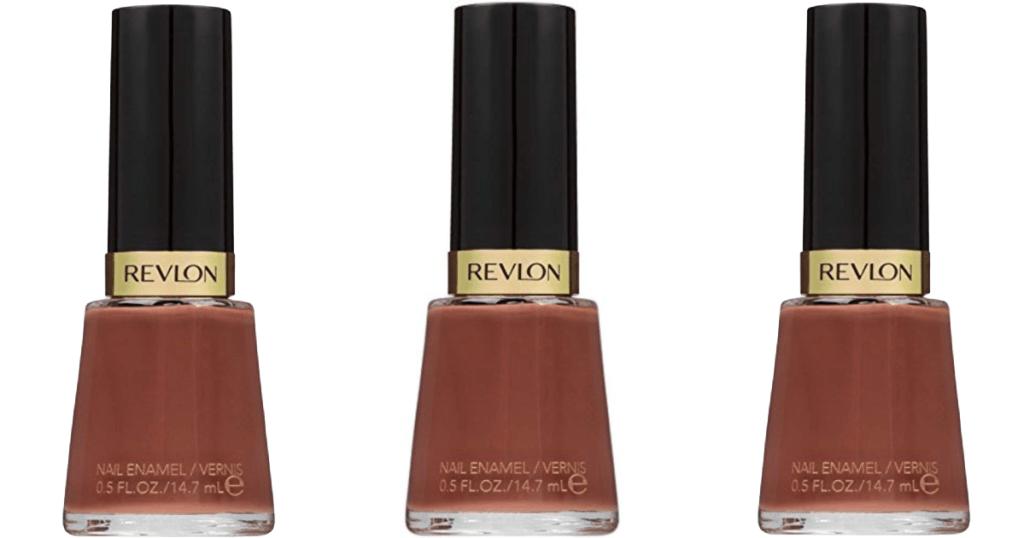Revlon Toffee Color Nail Polish