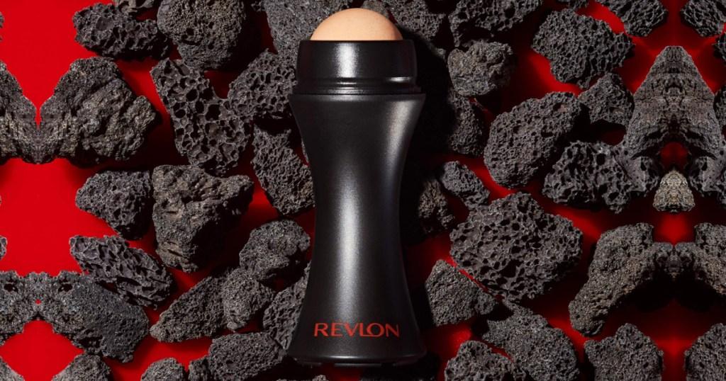 revlon volcanic stone face roller