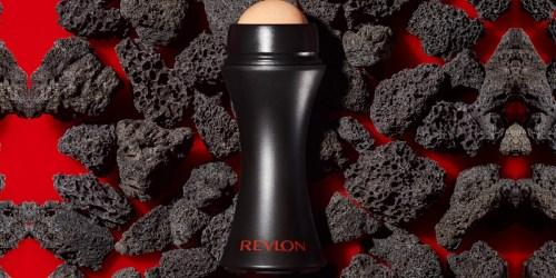 Revlon Oil-Absorbing Volcanic Face Roller Only $3.75 Shipped for Amazon Prime Members