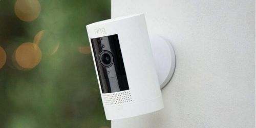 Ring Security Camera Only $44.99 Shipped for Amazon Prime Members | Used Condition