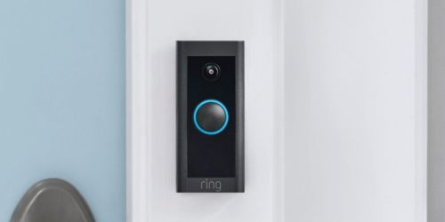 Ring Video Doorbell + Echo Dot Bundle Only $44.99 Shipped on BestBuy.com ($100 Value)