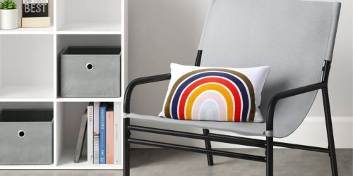 Minimalist Accent Chair Only $30 on Target.com (Regularly $50) | Up to 50% Off Other Furniture Pieces