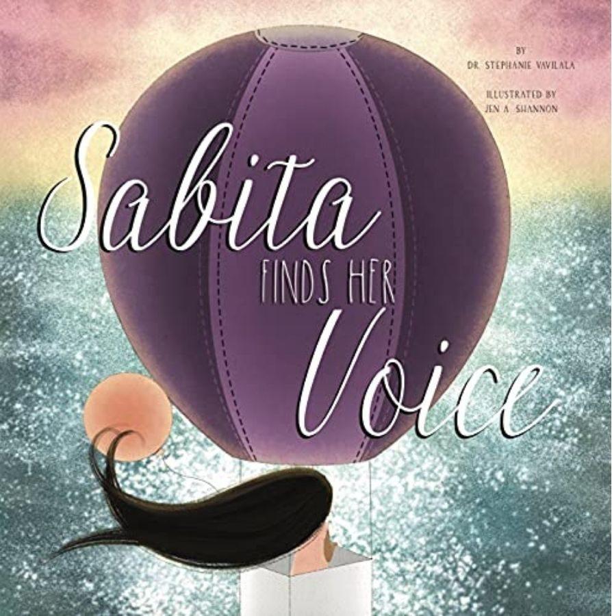 Sabita Finds her Voice book