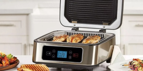 Shaq Smokeless Grill & Press Only $49.98 on Sam's Club (Regularly $90) + More Awesome Buys