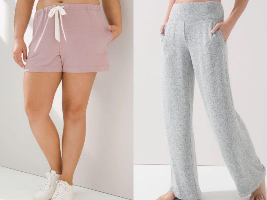 Soma Shorts and Wide Leg Pants