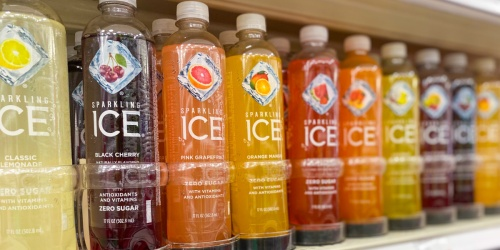 Sparkling Ice Flavored Water Just 79¢ Each After Cash Back at Target