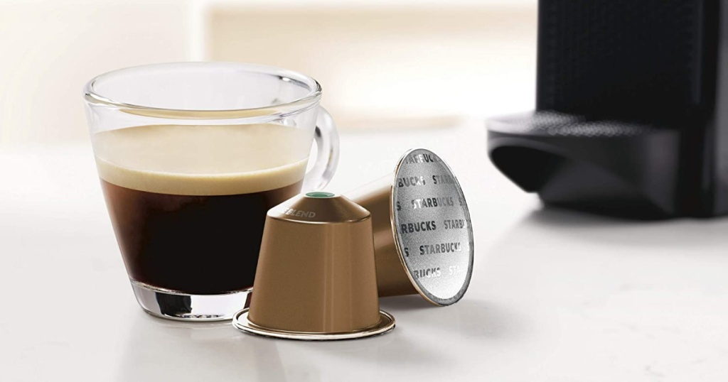 Starbucks Nespresso Capsules