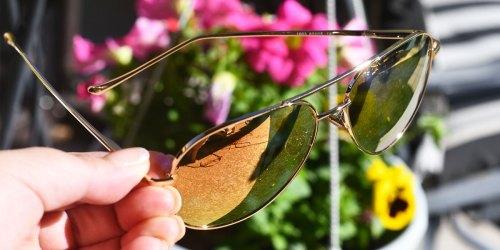 Trendy Women's Aviator Sunglasses from $9 on Amazon   Includes Lifetime Warranty