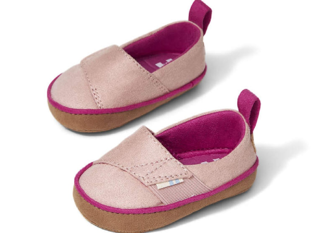 TOMS Baby Pinto Slip-Ons