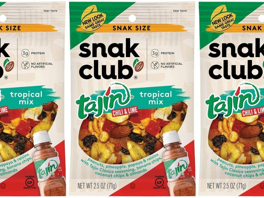 Tajin Snack Size Tropical Mix