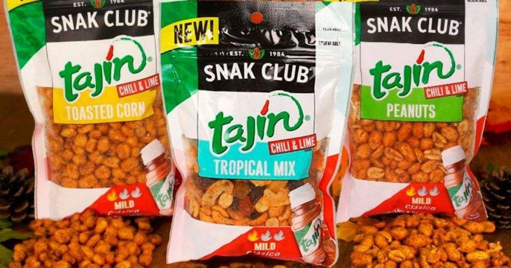 Tajin Tropical Mix and Nuts