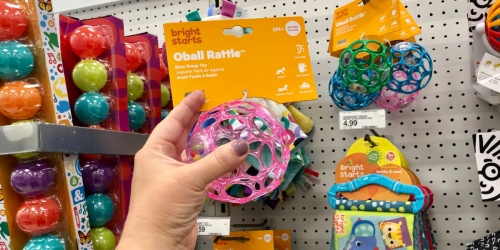 Buy 1, Get 1 50% Off Baby Toys at Target | In-Store & Online