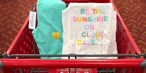 Toddlers & Kids Summer Separates from $3 on Target.com