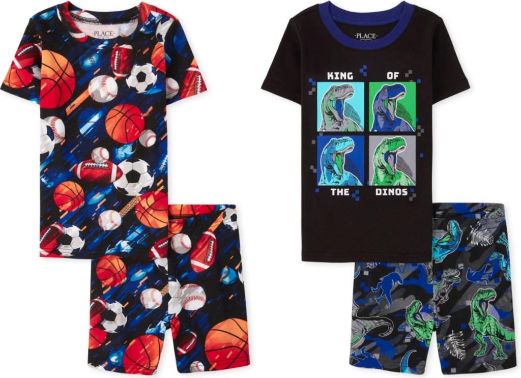 boy pajamas