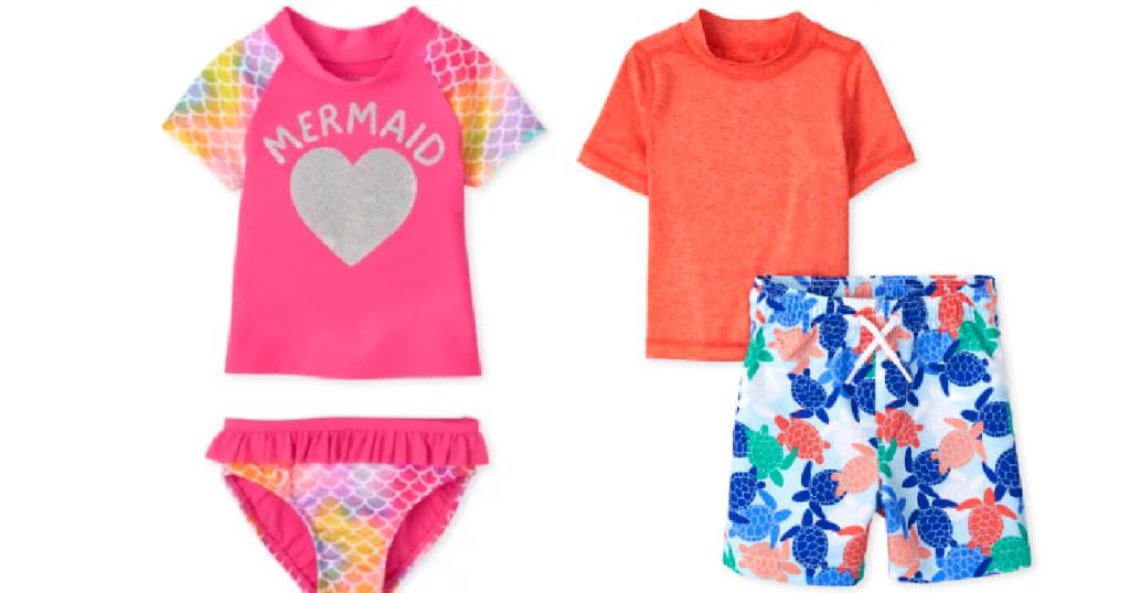 The Children's Place Swimwear