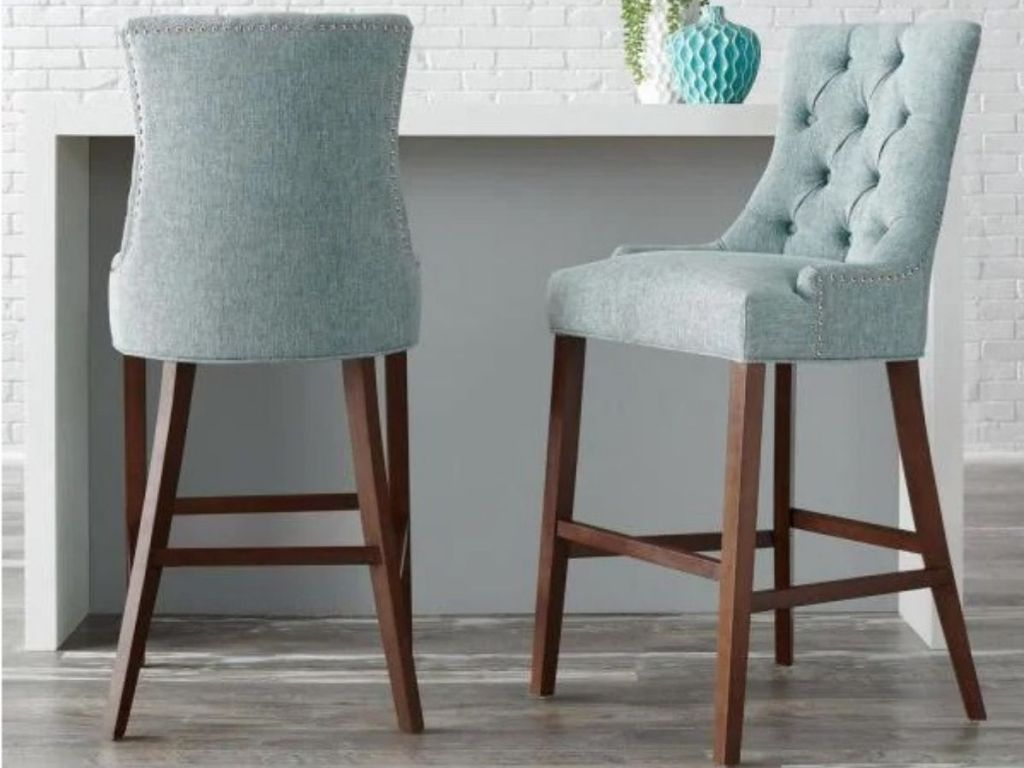 The Home Depot Upholstered Bar Chairs