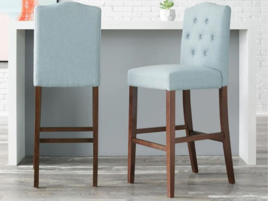 The Home Depot Upholstered Bar Stools