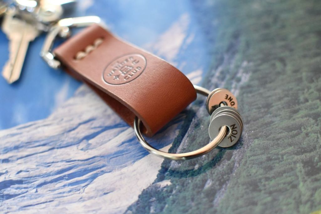 tokens on a keychain