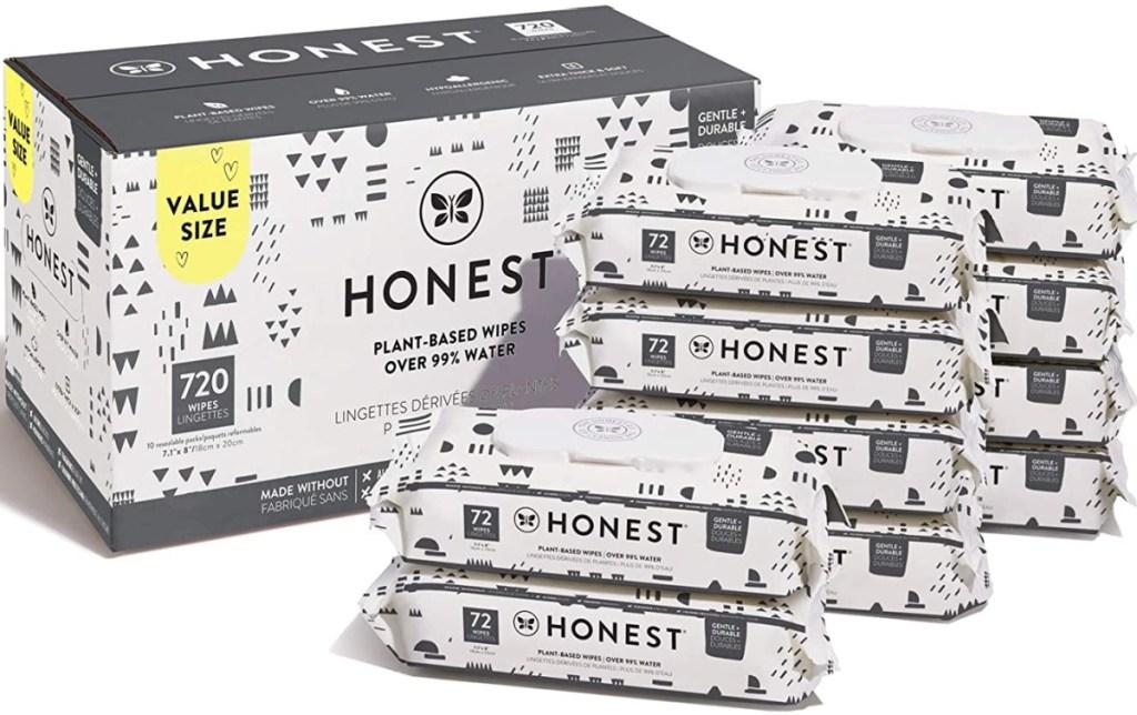 The honest company wipes